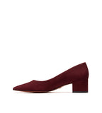 Jacinda Pump Bordeaux