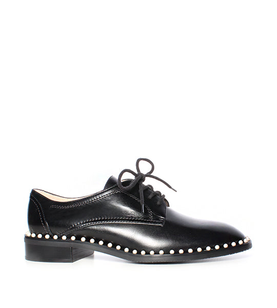 Kiran Leather Pearl Oxford