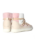 Patchwork Sneaker Boot Rose