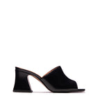 Anahid Mule Black Leather