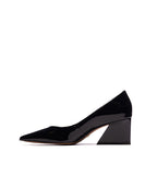 Enrica Pump Black Patent