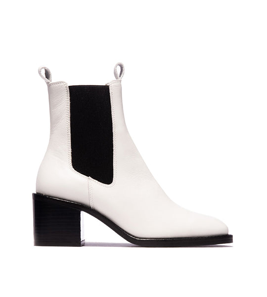 Ireland Boot White