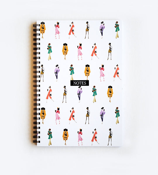 Coffee Run Notebook