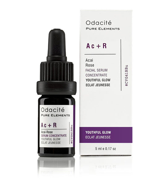 Ac+R | Youthful Glow • Acai Rose Serum Concentrate