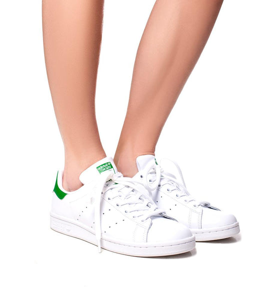 Adidas Green Stan Smith - TheSeptember.com