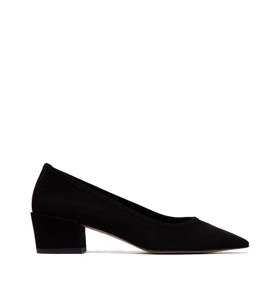 Alya Black Pump