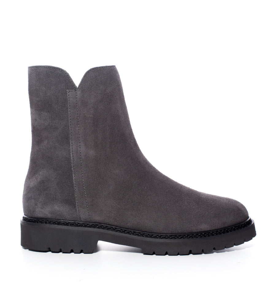 Madelyn Suede Ankle Boot