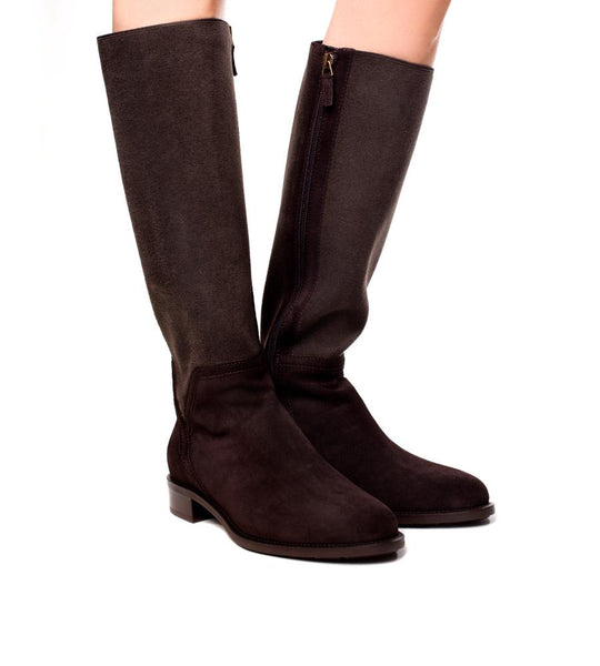 Aquatalia Nicolette Knee High Boot - TheSeptember.com