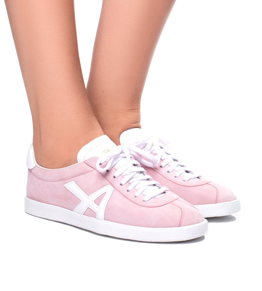 The A Sneaker Pink