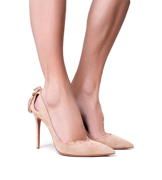 Aquazzura Forever Marilyn Pointy Toe Pump - TheSeptember.com