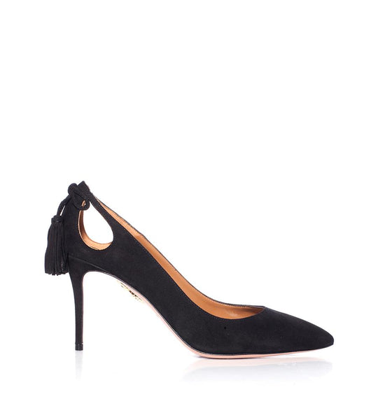 Forever Marilyn Suede Pump