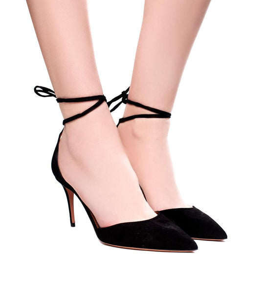 Aquazzura Heart Breaker Pump - TheSeptember.com