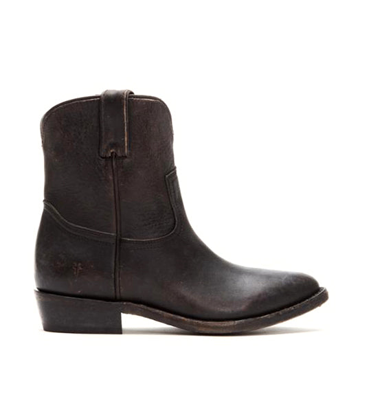 Billy Short Boot in Black