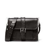 Simone Flap Shoulder Satchel