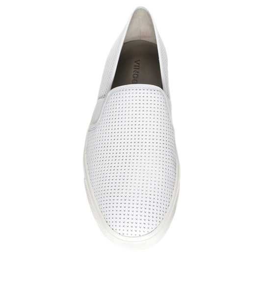 Vince Blair Perforated Sneaker - TheSeptember.com