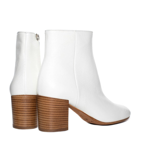 VINCE BLAKELY BOOT WHITE