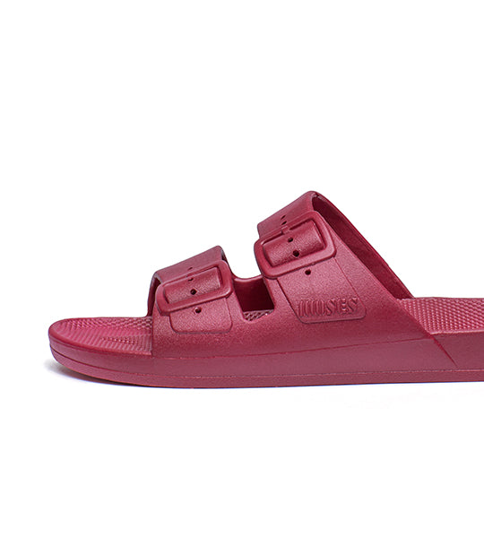 Two-Strap Sandal Cherry Bomb