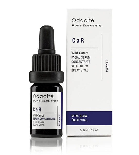 C a R Vital Glow - Wild Carrot Serum Concentrate