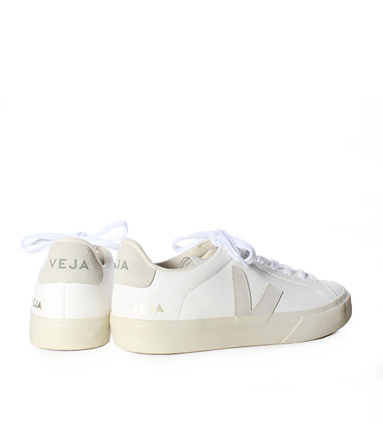 Campo Chromefree Extra-White Natural-Suede