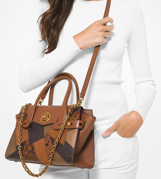 Carmen Small Flap Satchel