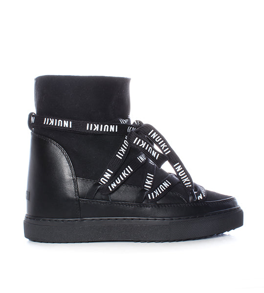 Classic Inuikii Laces Wedge Sneaker