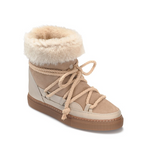 Classic High Sneaker Boot Beige