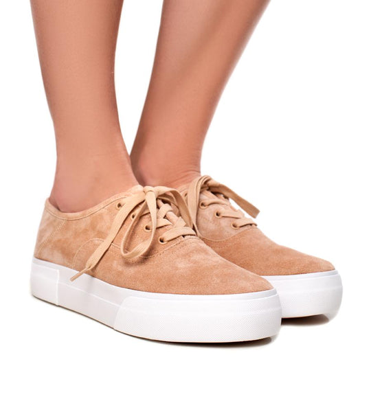 Vince Copley Sneaker Laceup - TheSeptember.com