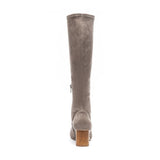 Dea Knee High Boot Taupe