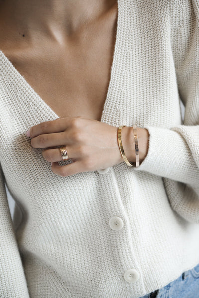 Billie Rose Gold Ring