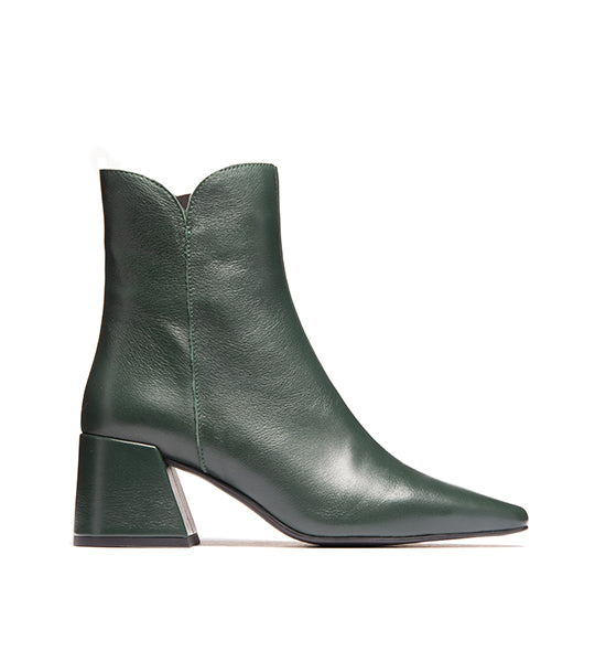 Devonshire Green Leather Boot