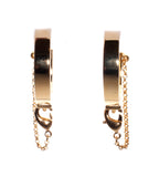 Eddie Borgo Safety Chain Earring - TheSeptember.com