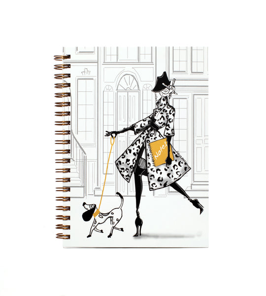 Style Stroll Small Notebook