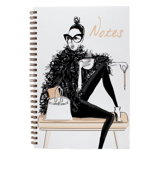 Trendy Thinker Notebook