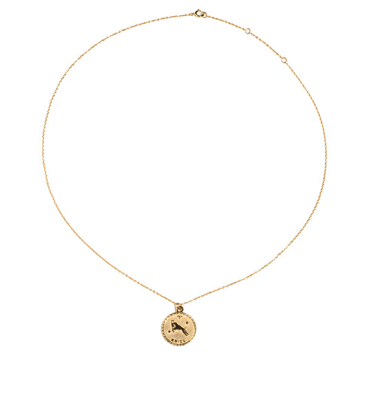 Fallon Aries Necklace - TheSeptember.com