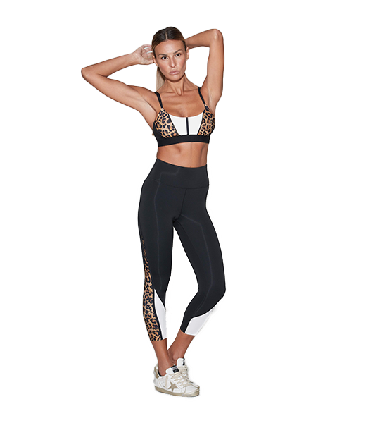 Fearless Crop Legging