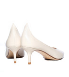 Ivory Pointed Pump
