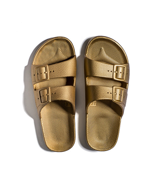 Two-Strap Sandal Goldie