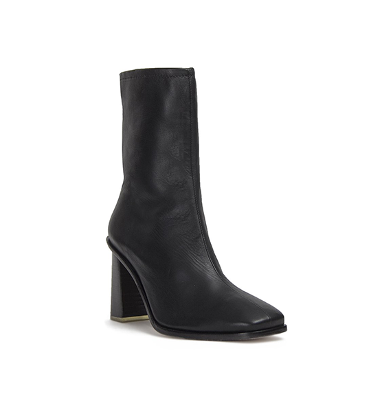 Gal Squared Toe Ankle Boot