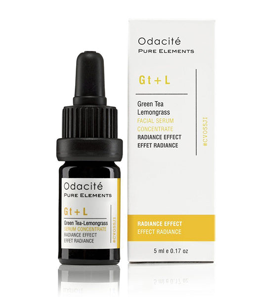 Gt+L | Radiance Effect - Green Tea Lemongrass Serum Concentrate