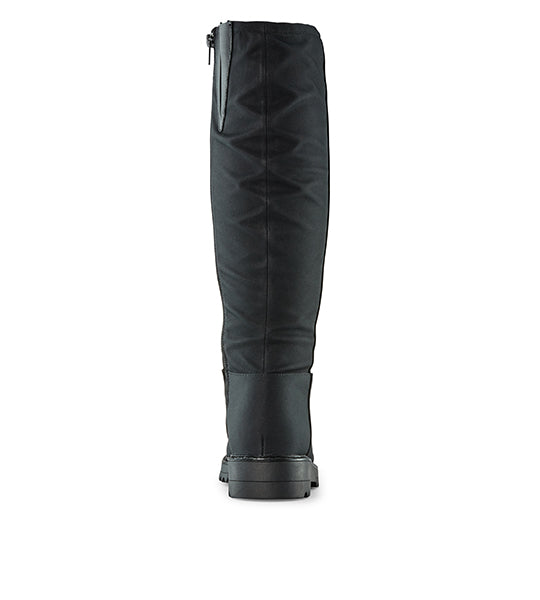 Gusto Recycled Nylon Tall Boot