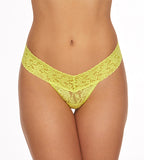 Low Rise Thong Citrus Punch