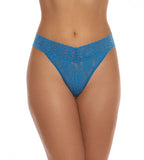 Original Rise Thong Laguna Blue