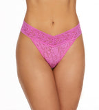 Original Rise Thong Raspberry Ice