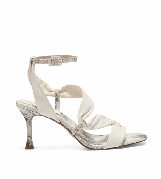 Hetty Strappy Heeled Sandal