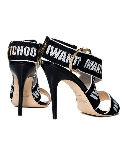 Jimmy Choo Bailey Sandal - TheSeptember.com