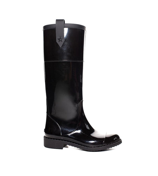 Jimmy Choo Edith Rain Boot - TheSeptember.com