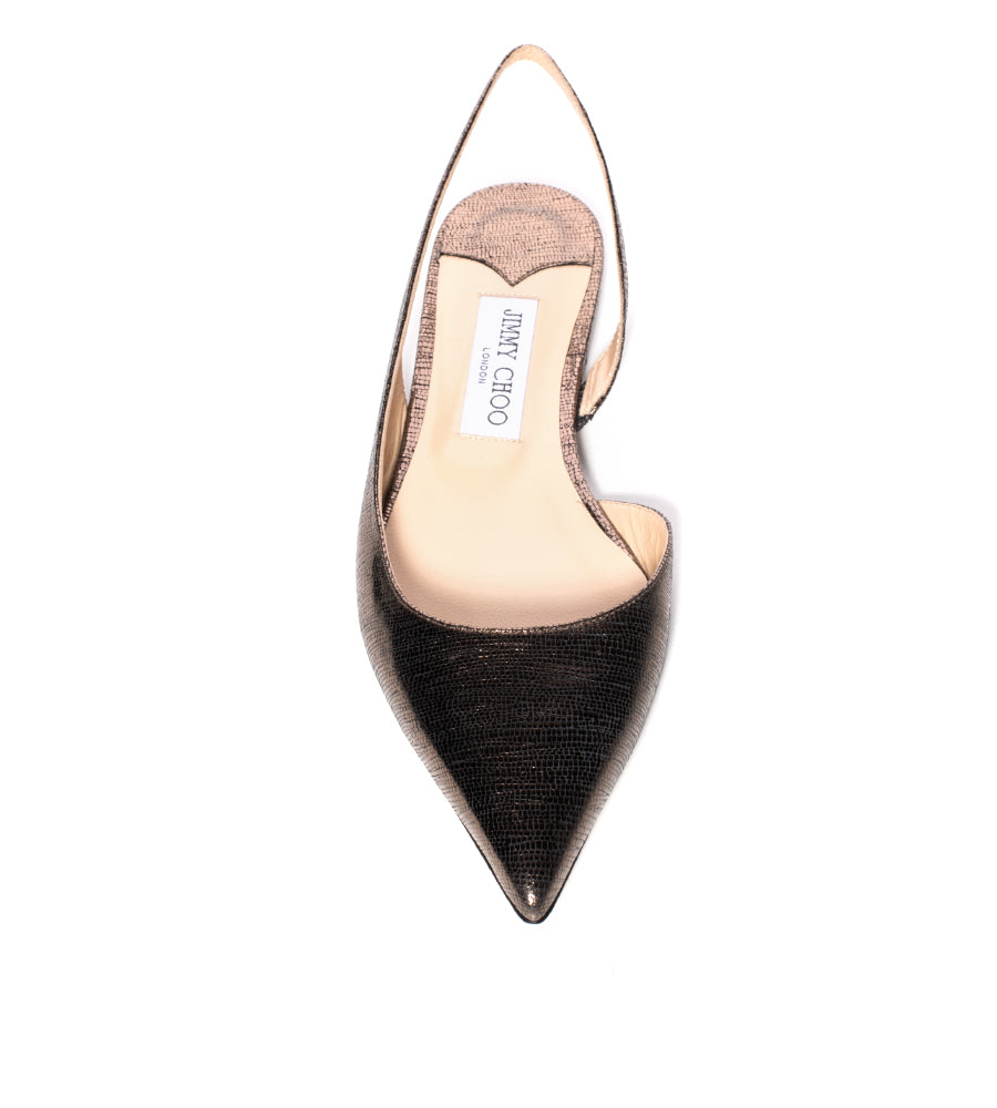 Fetto Flat Metallic Sling
