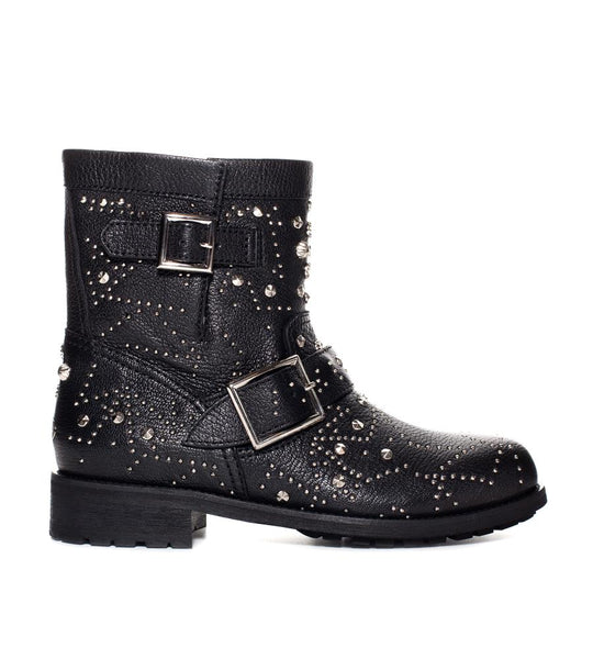 Jimmy Choo Youth Boot - TheSeptember.com