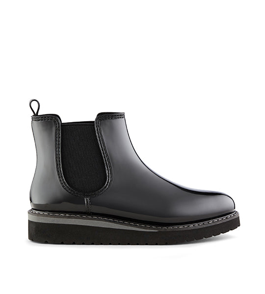 Kensington Chelsea Boot Black/Charcoal
