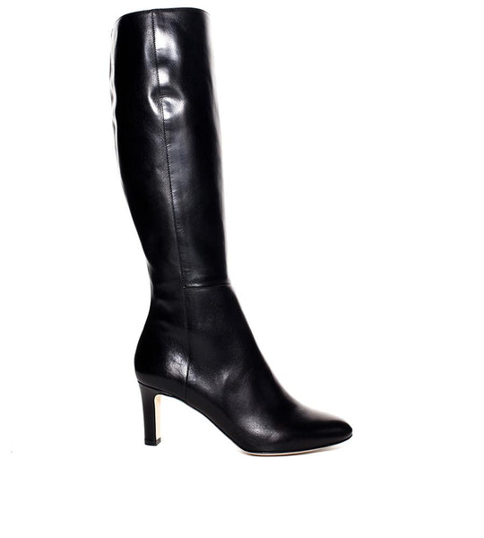 Eloria Knee High Leather Boot